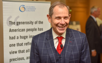 Curtis Speaks at Global Leadership Forum on National Security and Utah's Economy