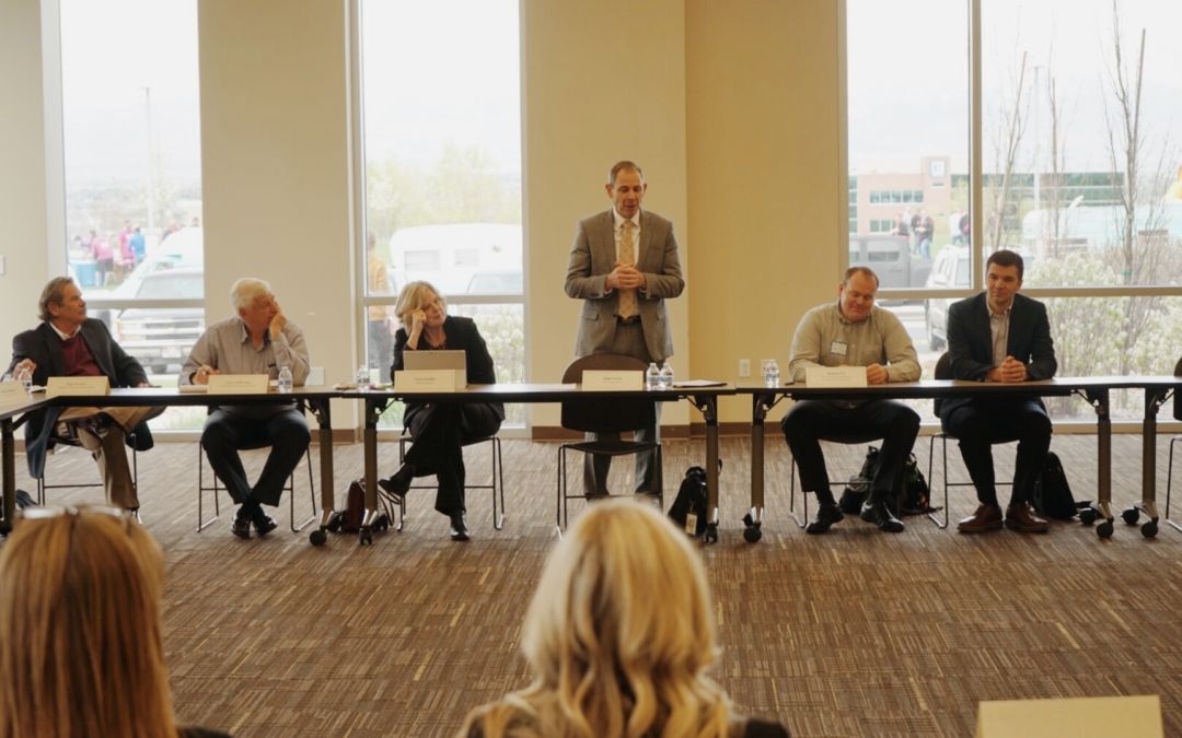 Curtis Hosts Environmental Stewardship Roundtable