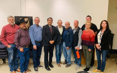 Curtis Looks for Consensus on San Juan County Lands