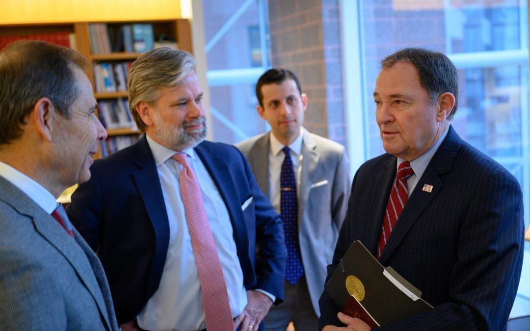 Rep. Curtis, Gov. Herbert Speak at Cato Event on State-Based Visas