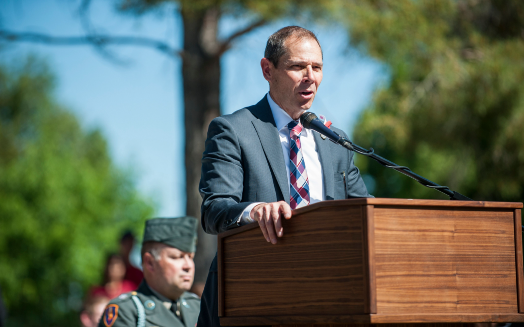 Bipartisan Curtis Bill Supporting Veterans' Families Signed into Law
